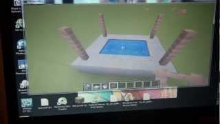 How To Build A Wishing Well In Minecraft Pe