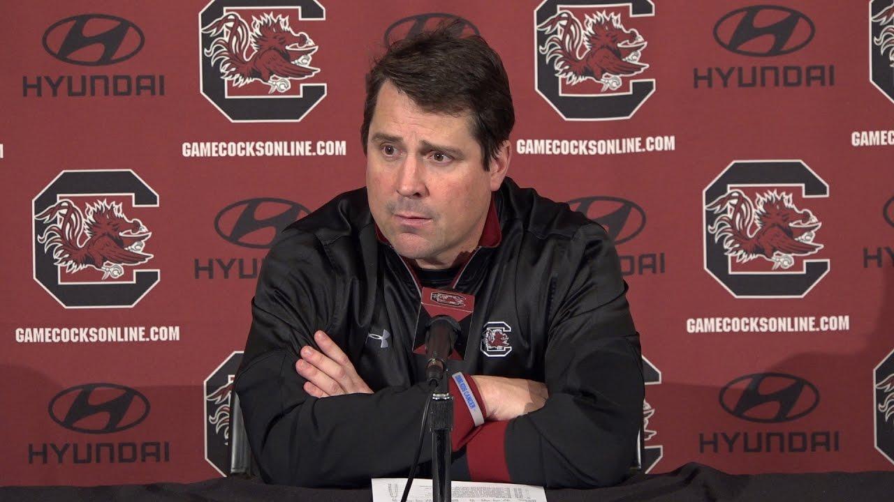 POST-GAME: Will Muschamp on Western Carolina — 11/19/16 ...