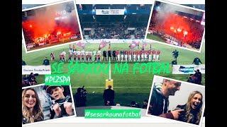 SE ŠÁRKOU NA FOTBAL: FC Viktoria Plzeň - AC Sparta Praha
