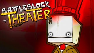 SPEEDRUN TIME! - BattleBlock Theater Co-Op Gameplay! (Part 2)