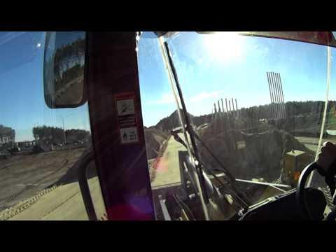 Operating 2015 John Deere 544K Loader State Road 23