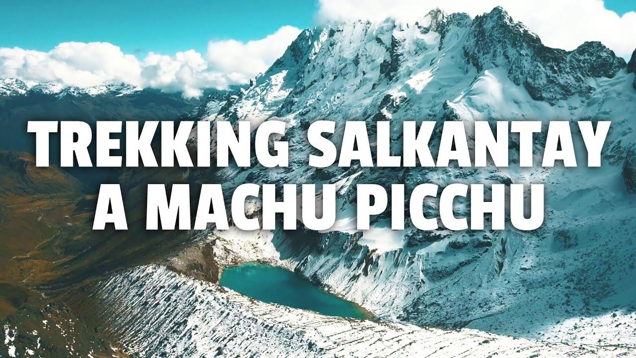 Días Picchu5 Trekking A Salkantay Machu gb6fY7y