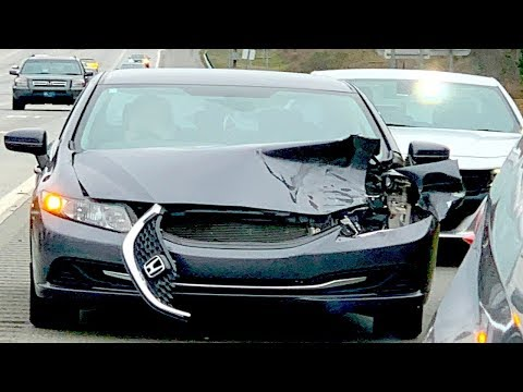 🇺🇸 AMERICAN CAR CRASH / INSTANT KARMA COMPILATION #188
