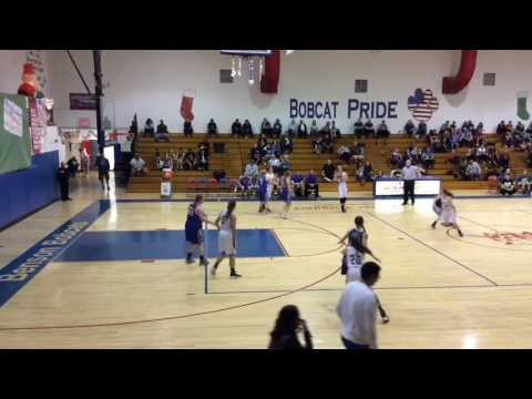 """Emma Morris Tanque Verde High School basketball  class of 2020. Height: 5'10""""."""