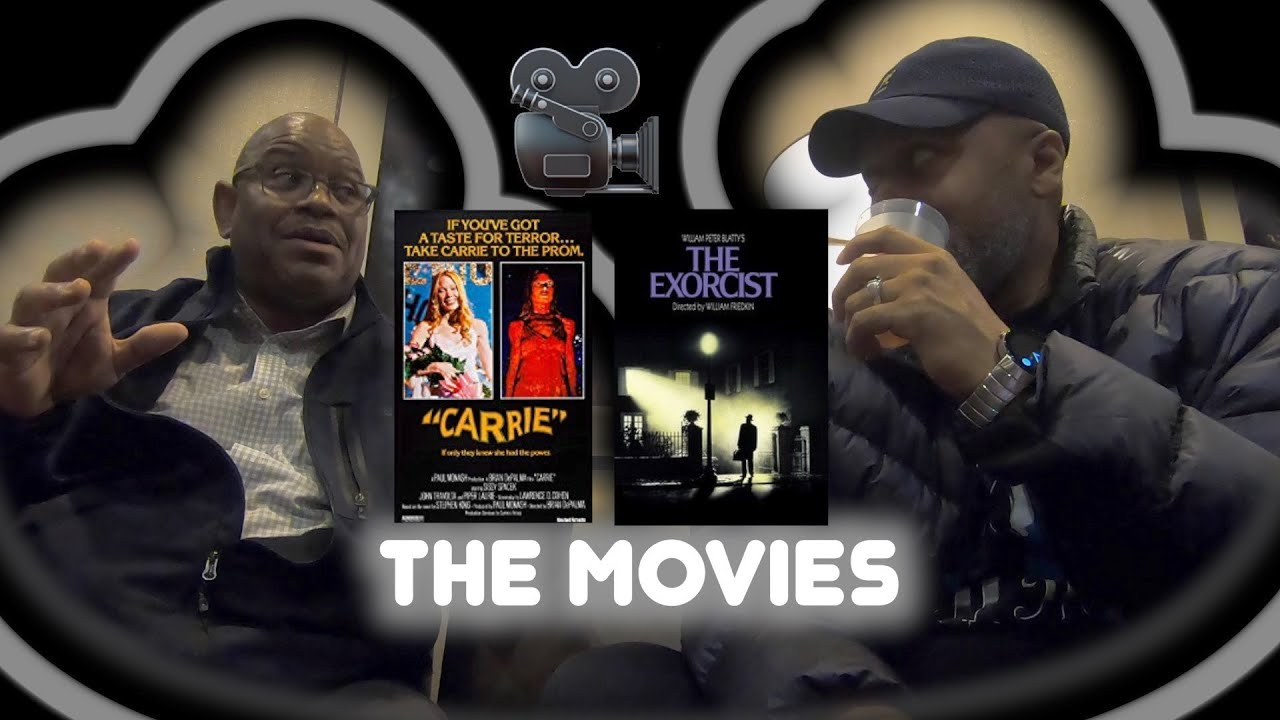 Download Carrie & The Exorcist Reaction
