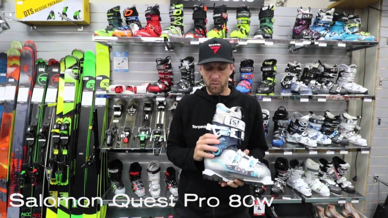 2015 womens ski reviews - Salomon Quest Pro 80 2015 Women S Ski Boot Review