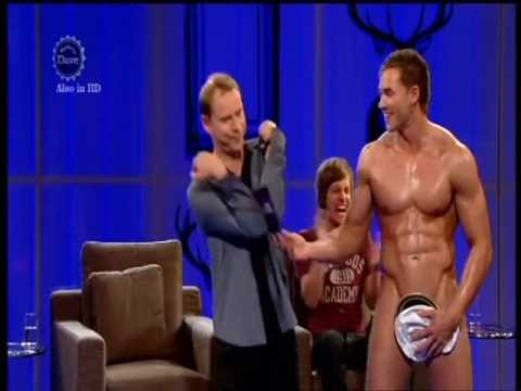 Argumental's (Sex Object) Kieran Hayler (well funny) too