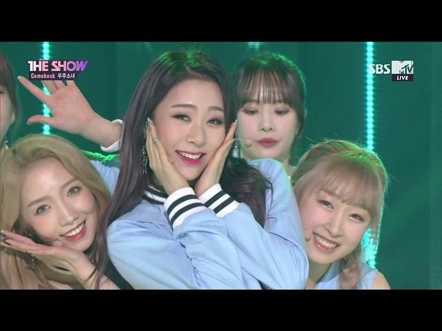 180306 우주소녀(WJSN) - Starry Moment 설레는 밤 & Dreams Come True 꿈꾸는 마음으로 @ SBS MTV The Show | 1080p 60fps
