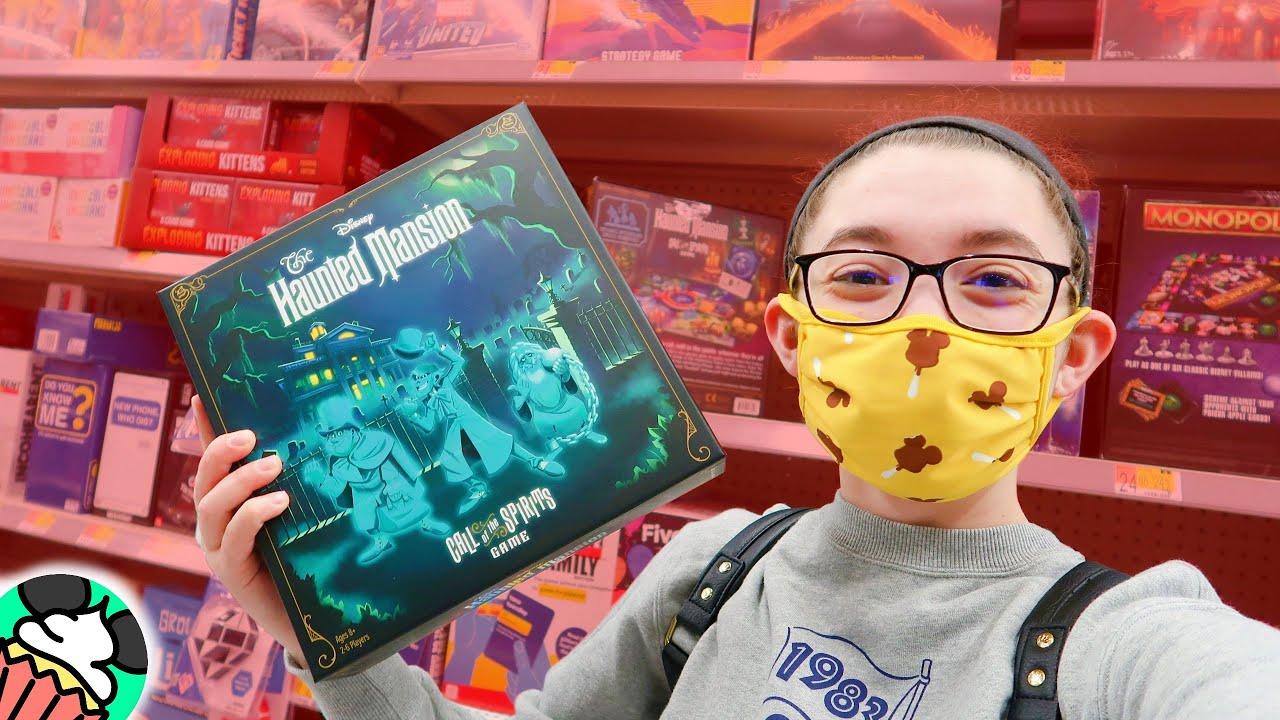 New Marvel Shang-Chi, Disney Board Games, & Cars Toys! Summer Fun at Walmart! Toy Hunt Vlog
