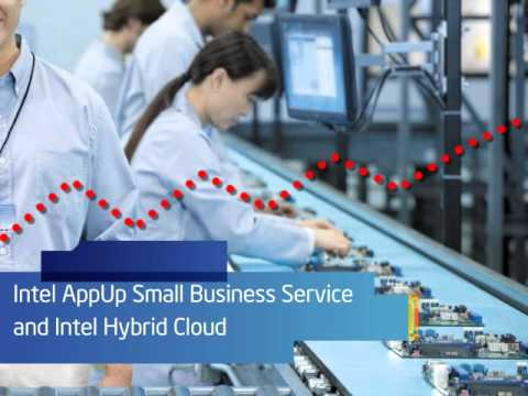 Intel AppUp Small Business Service
