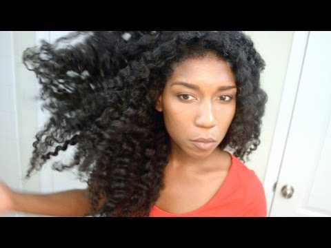 Length Check #5 Natural Hair Growth | Naptural85