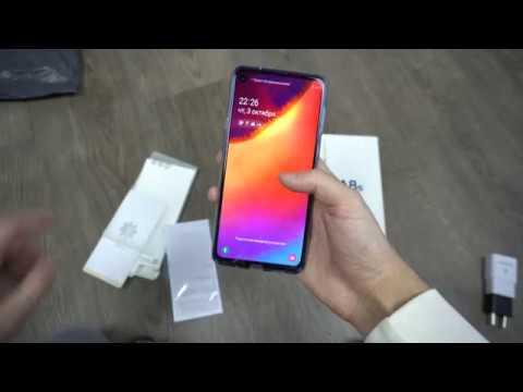 Samsung GALAXY A8s распаковка ЛУЧШЕГО самсунга на рынке