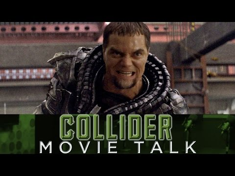 Collider Movie Talk - General Zod Returns In Batman V Superman With Flippers?