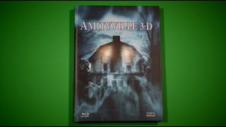 Amityville 3-D - NSM Mediabook Cover A