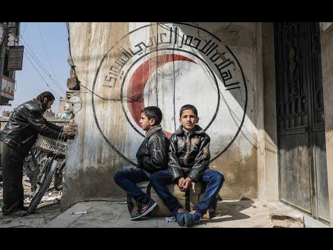الأمم المتحدة تندد باللامبالاة إزاء معاناة أطفال سوريا  - 12:23-2018 / 3 / 14
