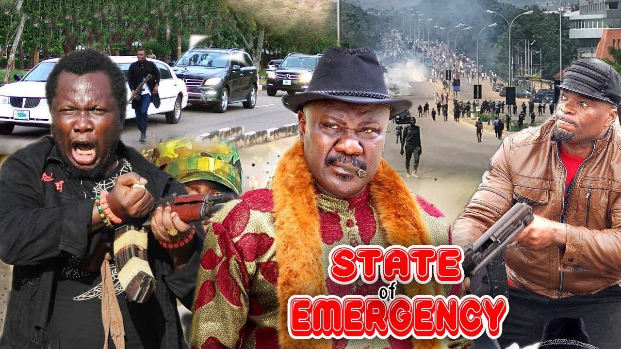 Download STATE OF EMERGENCY 1&2 (NEW MOVIE) - EMMANUEL EHUMADU & SAM DEDE LATEST NIGERIAN NOLLYWOOD MOVIE