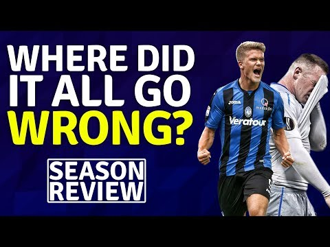 Where Did It All Go Wrong? | Everton Season Review 17/18