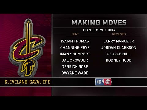 Complete Upheaval In Cleveland | Inside the NBA | NBA on TNT
