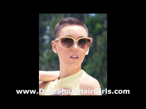 short hair girl dating