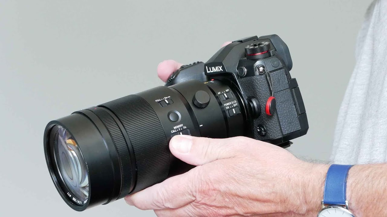 A Look At The Panasonic Leica 200mm f/2 8 Telephoto Lens for Micro Four  Thirds Cameras