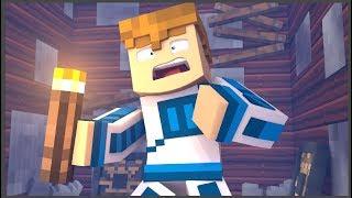 ZAMIESZKAŁEM W OPUSZCZONYM DOMU!   Minecraft ZGRAJA