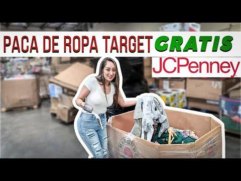 Paca De Ropa Target GRATIS-pacas De Electrodomésticos De JCPenney-Pacas A Domicilio🤩