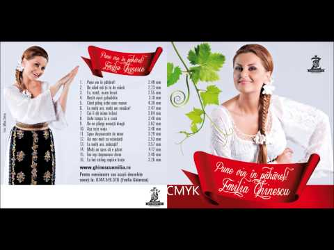 Emilia Ghinescu-Pune vin în păhărel!