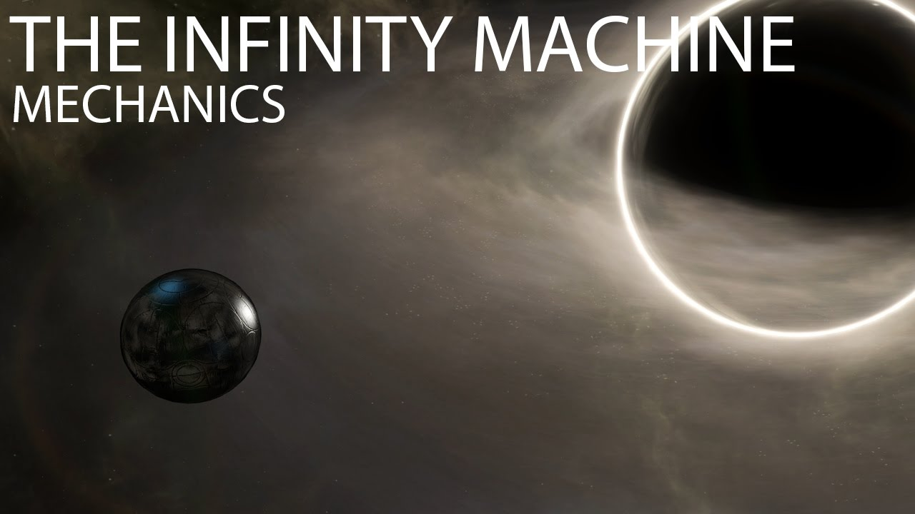 Stellaris - Infinity Machine Mechanics