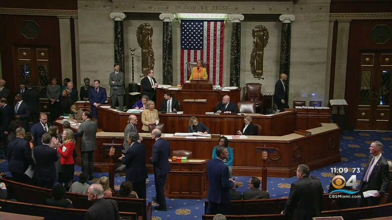 Universal Background Check Law Passes U S  House