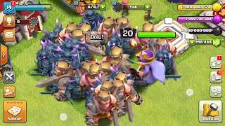 Clash Of Clans (Hile)