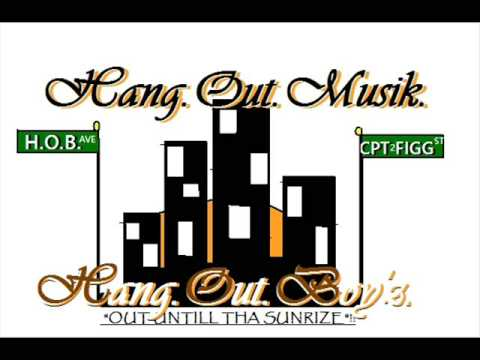 "H.O.B.(hang.out.boys) YUNG JINX GROUP ""MONEY N THA BANK"""