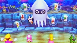 Mario Party 10: Whimsical Waters Mapa Completo - Nintendo Wii U gameplay