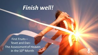 Finish Well! Divine Assessments & Promotions in This Month.  The Flight Deck 12-17-2020