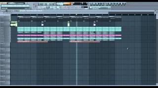 Thomas Newson - Ravefield FL Studio Remake (FLP)