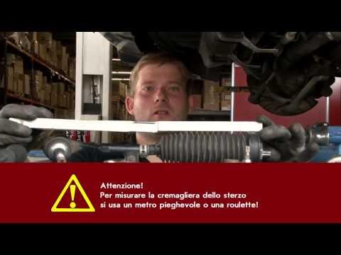 Il Signor Cacciavite di MAPCO Ep 4 - La sostituzione del tirante dello stabilizzatore ITA
