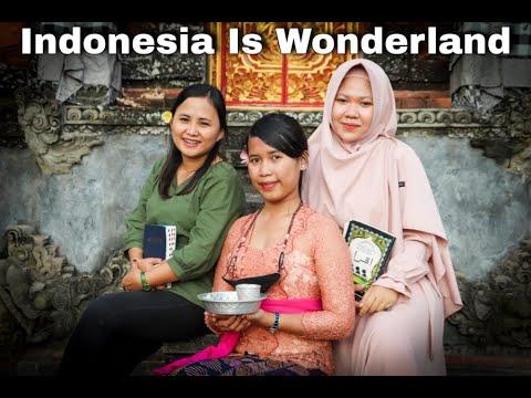 Indonesia Is Wonderland by DWP KANWIL KEMENAG NTB