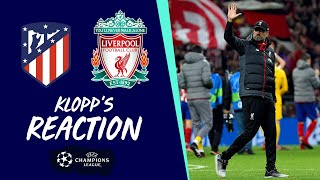 Klopp's Reaction: Mane, Salah & Henderson updates from Madrid | Atletico vs Liverpool
