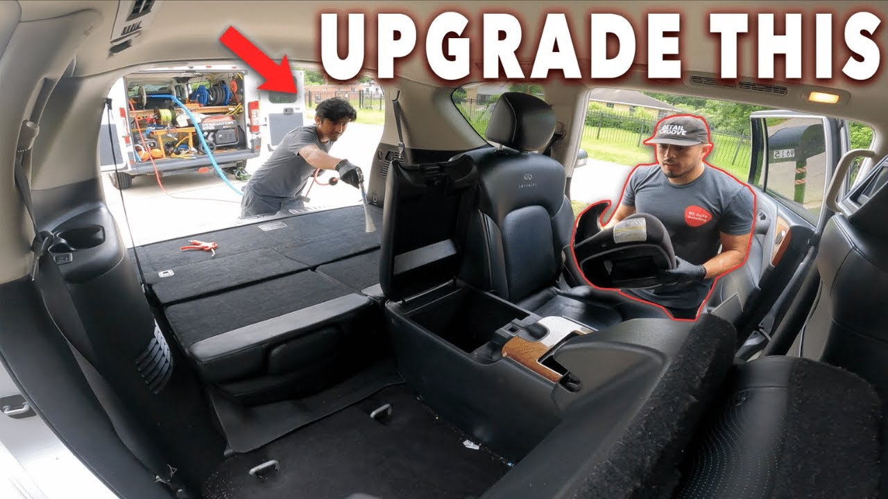How To Clean Cars (and Make Money) With a $140 Steamer   Interior Cleaning Process Breakdown