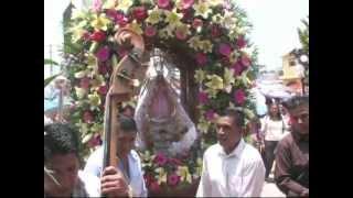 San Gregorio atzompa  Cholula Puebla Bajada de la Virgen de los Remedios 20 de agosto 2011