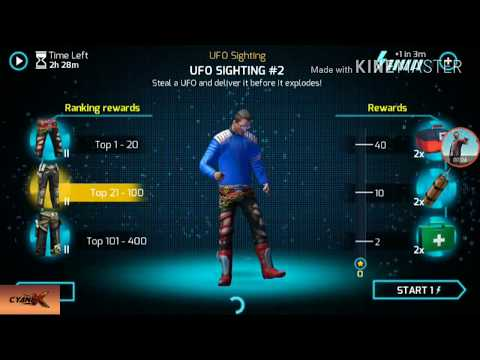 Vegas life #11 Solo event=UFO SIGHTING #2