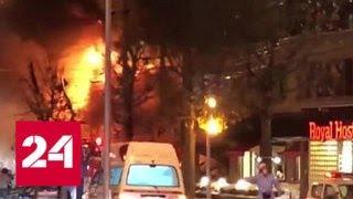 Взрыв в японском пабе: число раненых перевалило за 40 - Россия 24
