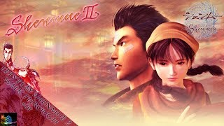 Let's Play Shenmue 2 Walk - Through #01 Arriving in Hong Kong.