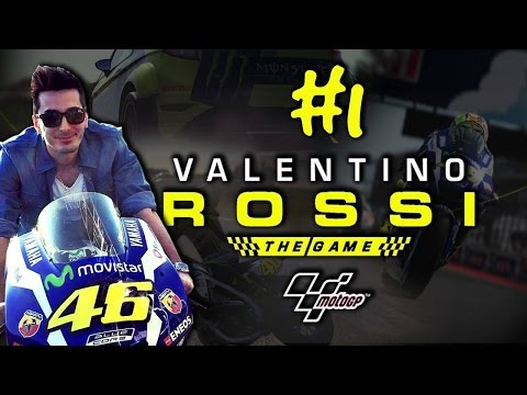 MOTO 3 - SI SCENDE IN PISTA!! [Valentino Rossi The Game ITA]