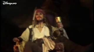 Pirates of the Caribbean (Front seat POV) -  Disneyland Paris