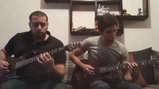 Opeth - Moonlapse Vertigo (Dual Guitar Cover)