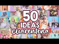 30 COSAS QUE HACER CUANDO ESTAS ABURRIDA ️COMPILACION ...