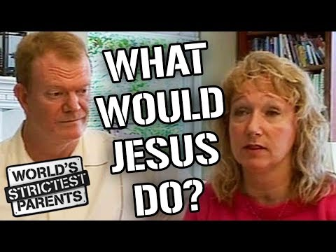Strict Mom Uses Religion To Keep Kids Under Control | World's Strictest Parents