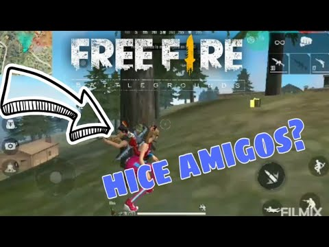 Intentó Hacer Amigos En FreeFire/YessiGamer