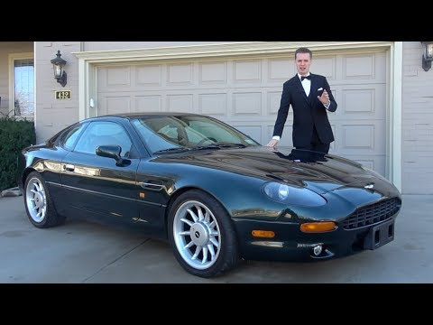 Hoovie S Garage Here S Why The Cheapest Aston Martin Is Also The
