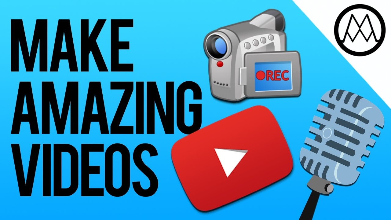 How to Make a YouTube Video - Making Professional Videos ...